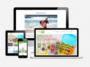 H2coco WordPress & Woocommerce Redesign